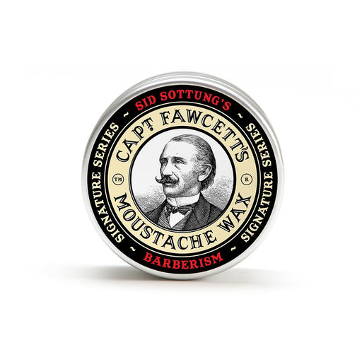 Captain Fawcett's Barberism Moustache Wax (15ml/0.5oz), Mustache Wax