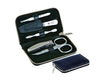 Dovo Black Set With Nail Clipper, Manicure Sets