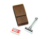 Dovo Razor Set with MK-38001, Brown,