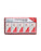 Dorco Double Edge Razor Blade 100-Count (Red), Razor Blades