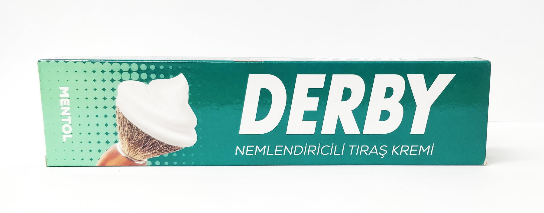 Derby Shaving Cream, Menthol 100gm