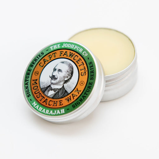 CPF-441550 Captain Fawcett's Maharajah Moustache Wax (15ml)