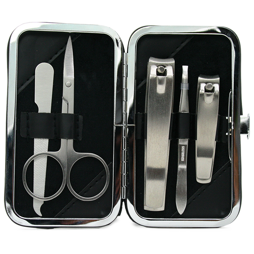 Rockwell Razors Stainless Steel Manicure Set (5 piece), Manicure Sets