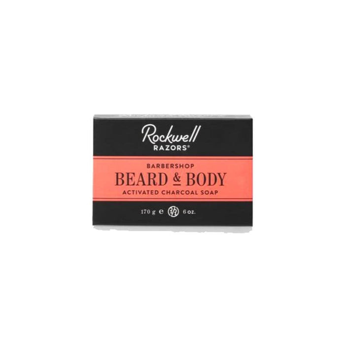 Rockwell Razors Shave, Beard & Grooming Supplies in Two-level Wood Display