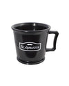 Scalpmaster Professional Shaving Mug (Black)