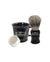 Scalpmaster Shave Set - Contains Shaving Mug, Bristle Shaving Brush, Shaving Soap
