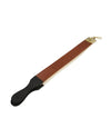 Barber Supplies Co. Leather Barber's Strop 23-1/2'', Strops & Honing Stones