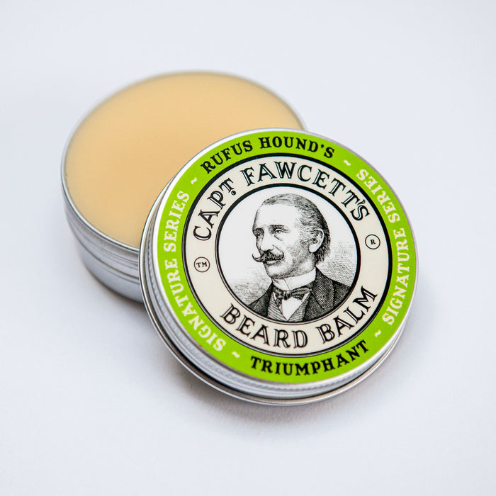 CPF-441499 Captain Fawcett's Rufus Hound Triumphant Beard Balm (60ml)