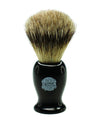 Progress Vulfix Super Badger Shaving Brush, Medium Black Handle