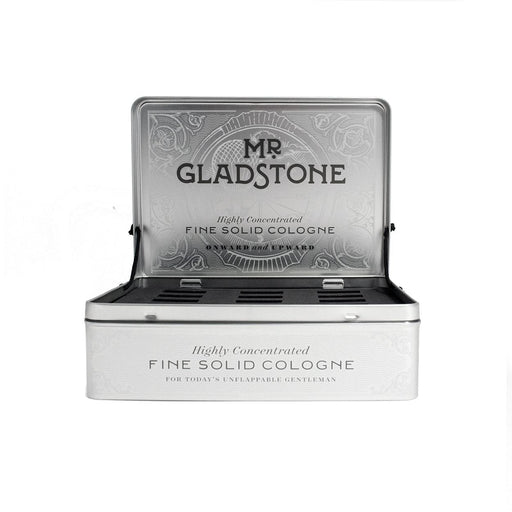 Mr. Gladstone Solid Cologne Empty Retail Display, Solid Cologne