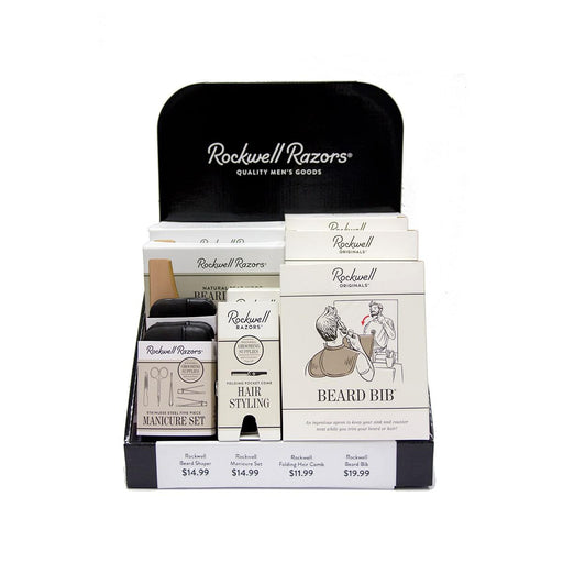 Rockwell Gift Collection Retail Display Bundle (New)