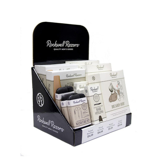 Rockwell Gift Collection Retail Display Bundle (New),