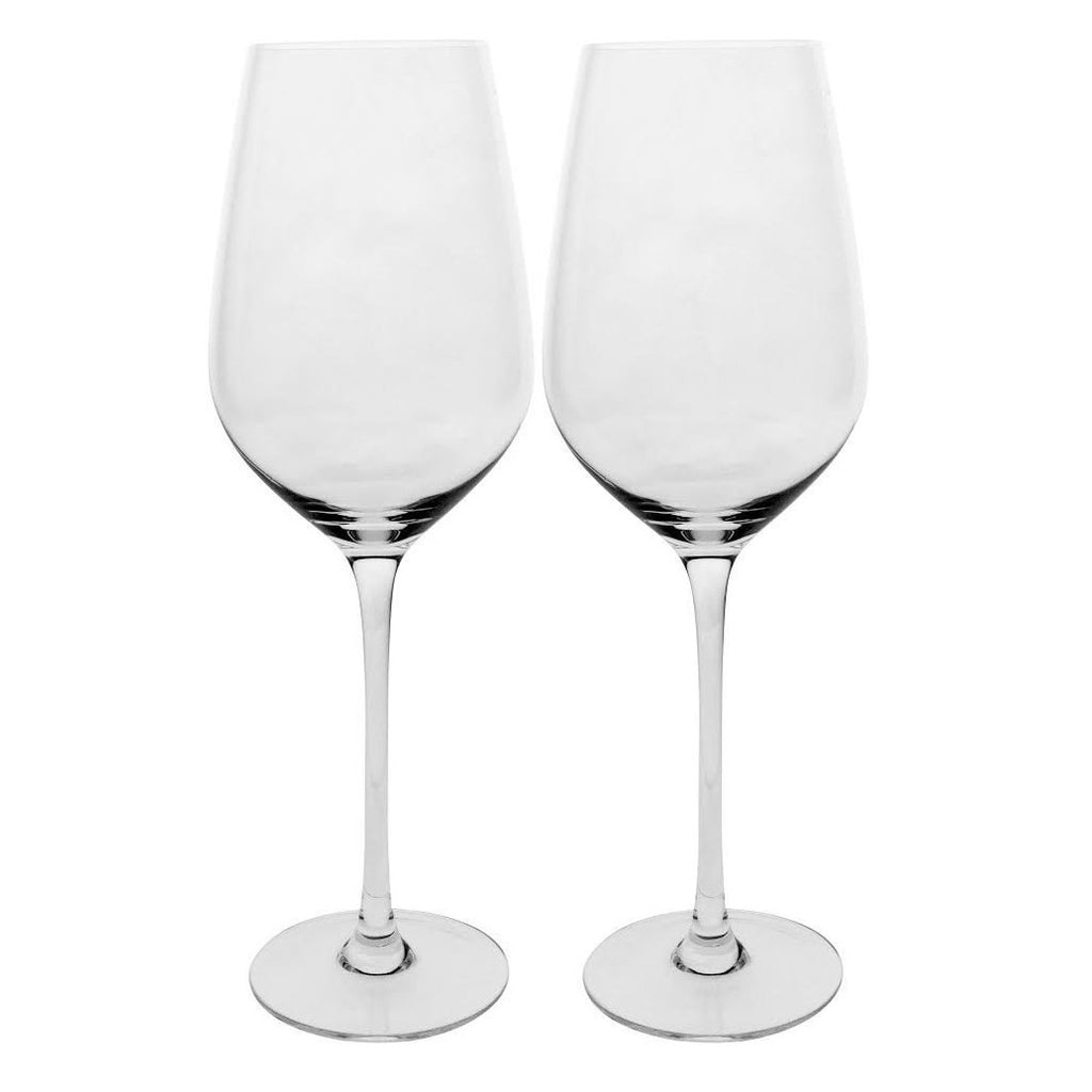 Red Wine Glasses (Pair)
