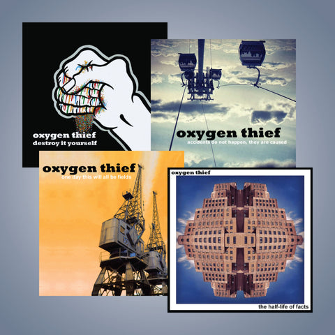 Oxygen Thief Complete Bundle