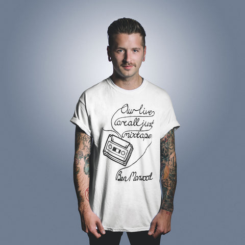 Ben Marwood Mixtape Tee