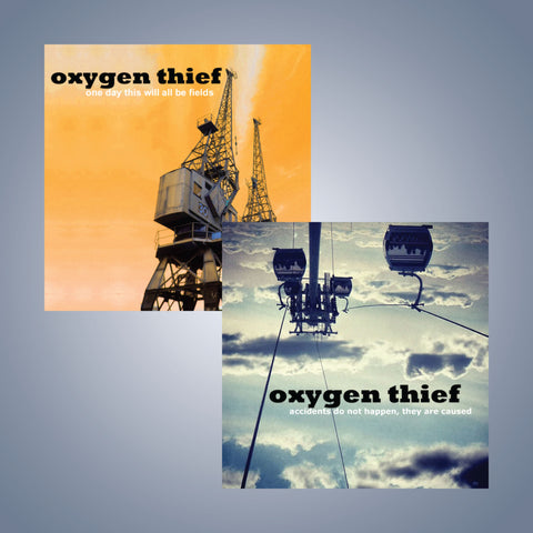 Oxygen Thief Mini-Album Bundle