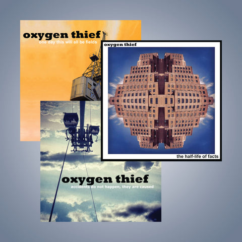 Oxygen Thief Xtra Mile Recordings Bundle