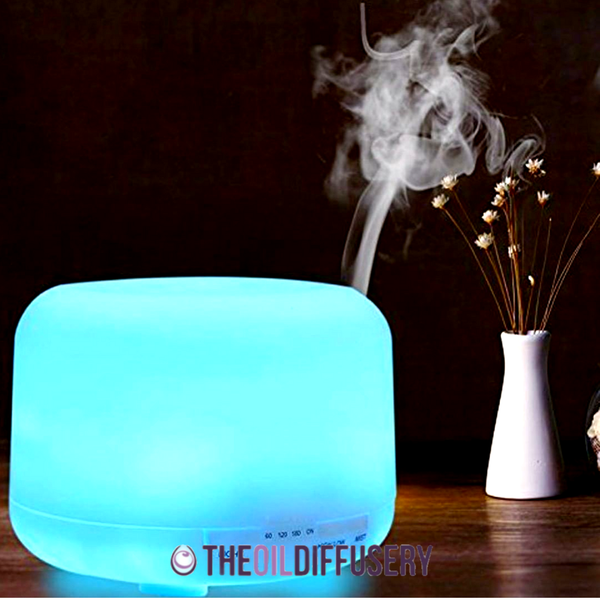 Diffusing For a Better You