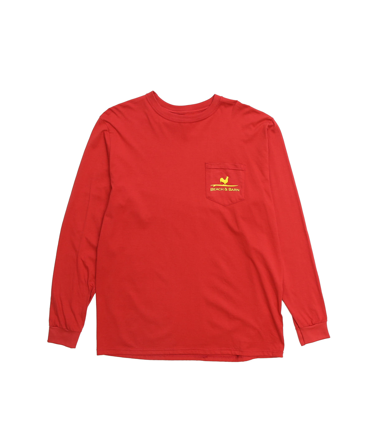 Sale - Taco Meat Pocket Tee Long Sleeve