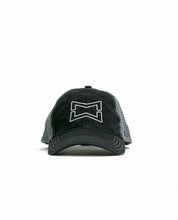 Metal and Wood Unstructured Hat