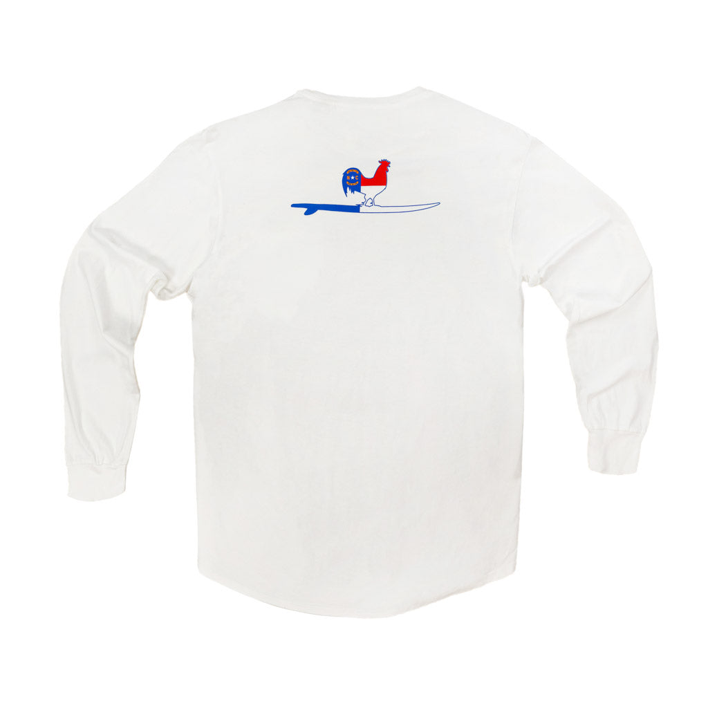 State of Mind Pocket Tee Long Sleeve