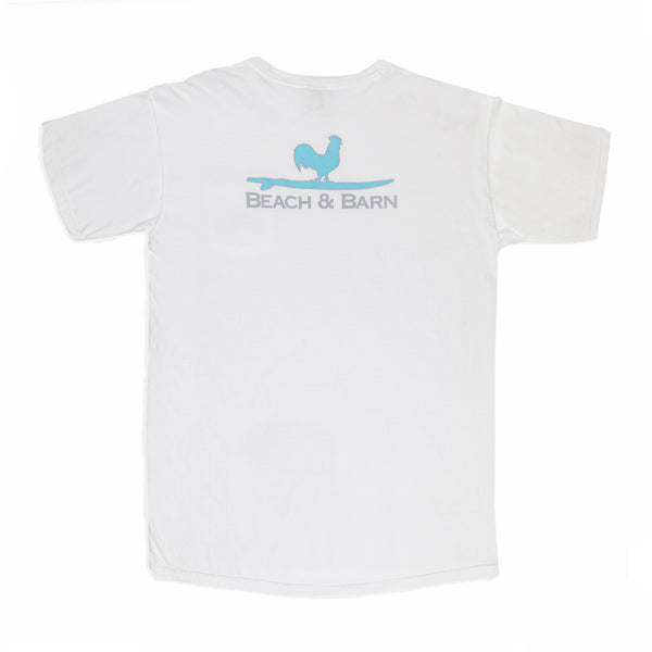Surfing Rooster™ Tee