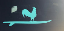 Southern Smoke Surfing Rooster™ Sticker