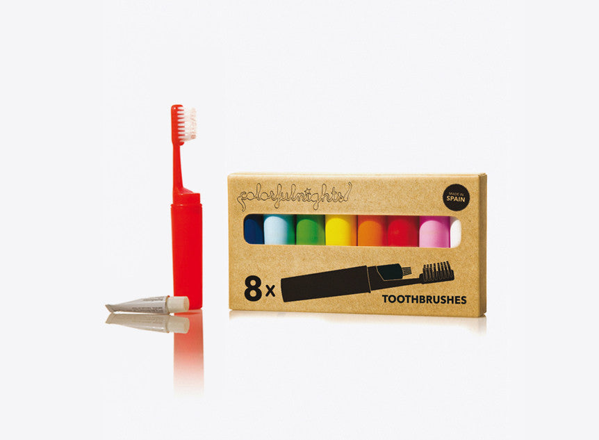 Cepillos Colorfulnights  | Toothbrushes