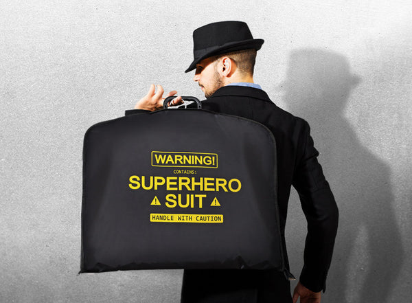 Portatrajes especial | Super suit carrier