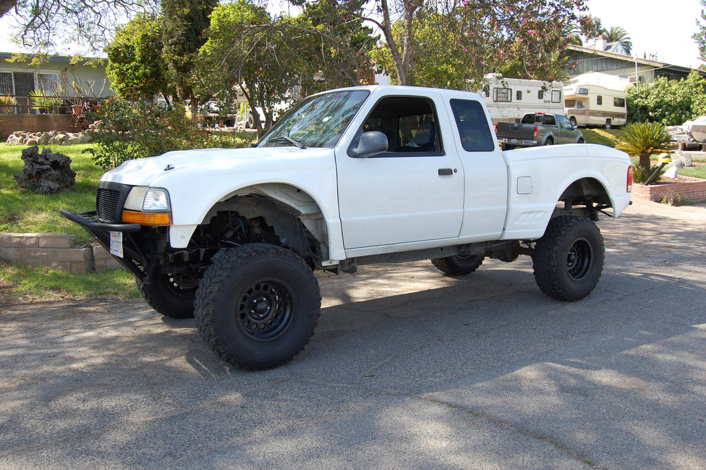 98 12 Ford Ranger 3 Quot Bulge Off Road Fiberglass Fenders