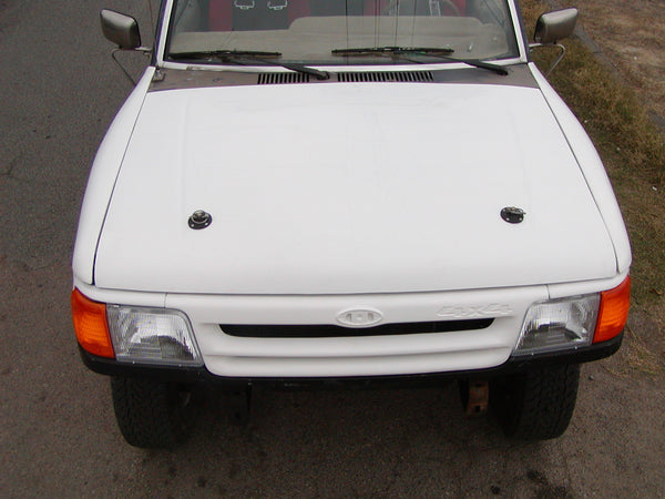 80-92 Ford Ranger To 97' Ranger Off Road Fiberglass Conversion Hood - McNeil Racing Inc