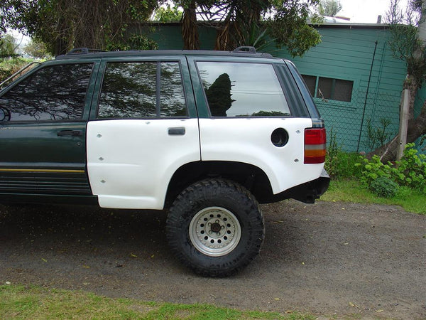 93 98 Jeep Grand Cherokee Zj 4 Quot Bulge Off Road