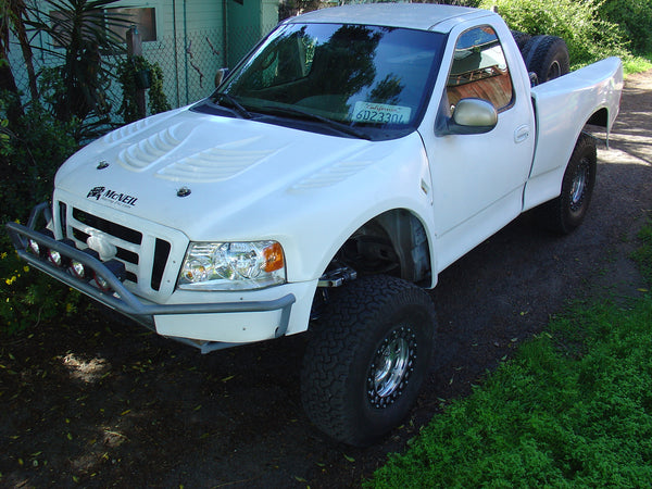 97-03 Ford F150/Expedition To 08 F150 Off Road Fiberglass One Piece Conversion - McNeil Racing Inc