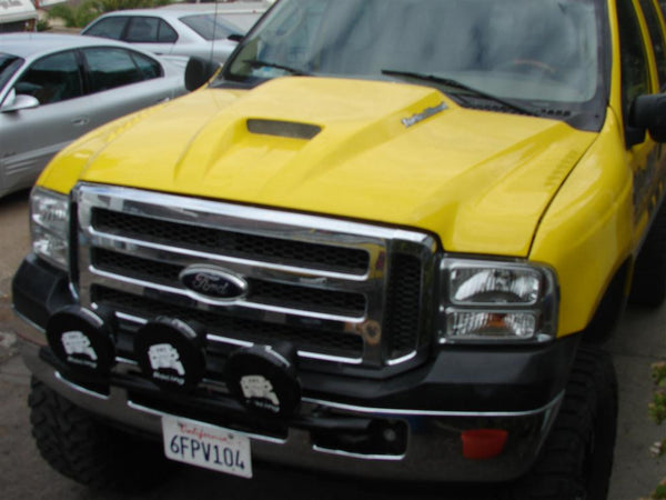 99-07 Ford F250 Off Road Fiberglass Hood - McNeil Racing Inc