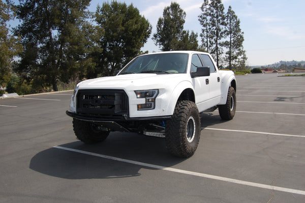 04-14 F150/Raptor to 17 Raptor Off Road Fiberglass One Piece Conversion