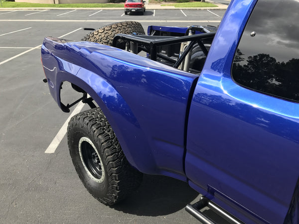 96-04 Toyota Tacoma to 2012 conversion 6