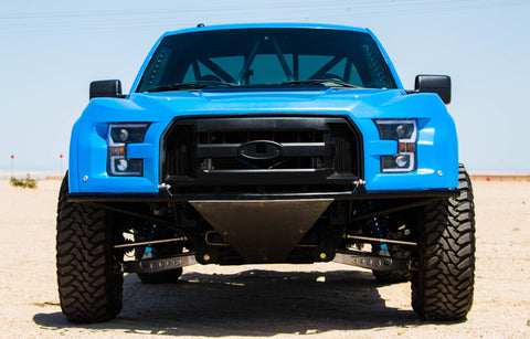 04-14 F150/Raptor to 17 Raptor Off Road Fiberglass One Piece Conversion - McNeil Racing Inc