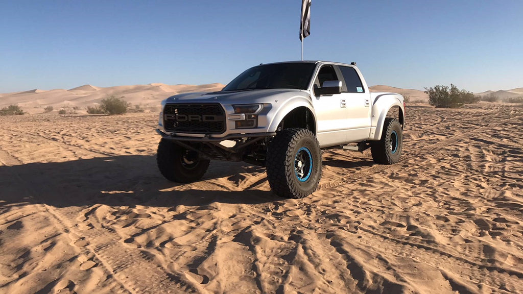 F150 Off Road >> 04 14 Ford F150 To 17 Raptor Off Road Fiberglass One Piece Conversion