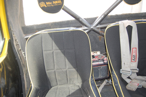 Low Back Suspension Seats  Seats - 1