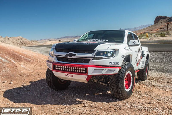 15+ Chevy Colorado 4