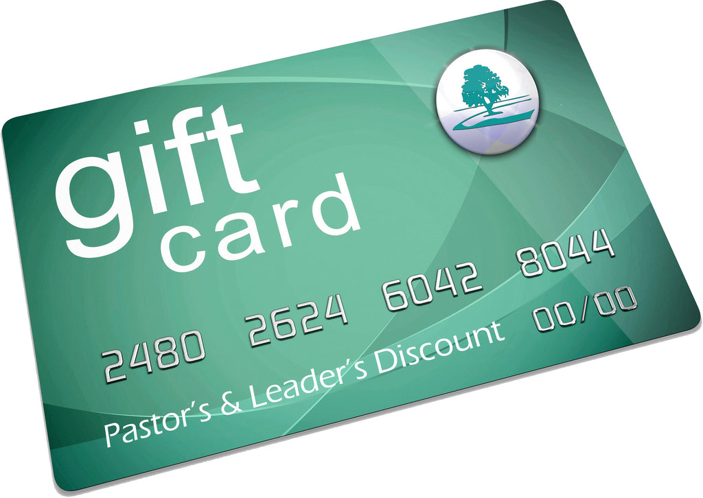 Ask About Our Pastor's & Leader's Discounts