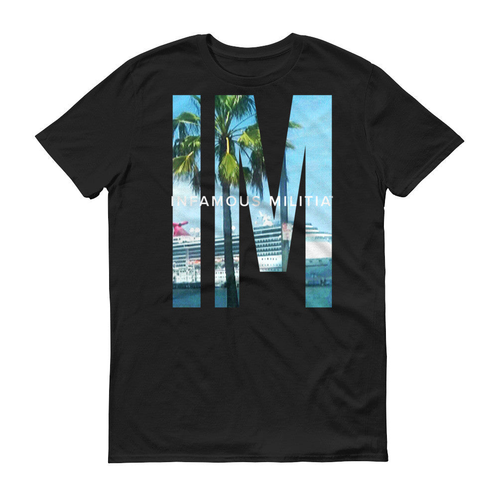 INFAMOUS MILITIA™Long Beach t-shirt