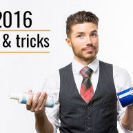2016 Tips and Tricks