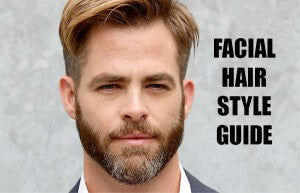 A Guide To Facial Hair Styles