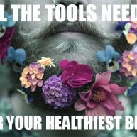 All The Tools Needed For Your Healthiest Beard