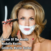 Michelle Harvey: MenEssentials Featured Celebrity Master Barber