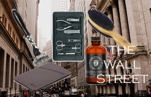 MenEssentials Grooming Guide: The Wall Street