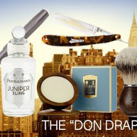 "MenEssentials Grooming Guide: The ""Don Draper"""