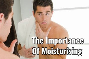 The Importance Of Moisturising