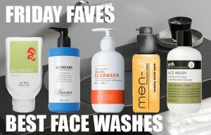 Friday Faves: Best Face Wash